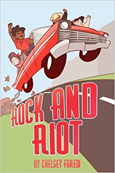 Book Rock and Riot (Volume 1)