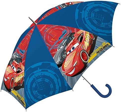 Kids Cars Paraguas Clásico, 66 cm, Rojo: Amazon.es: Equipaje