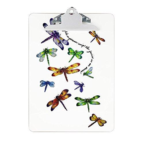 (Clipboard Dragonflies Glide on Gossamer Wings)