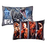 Jurassic World 'Eruption' 4-Piece Full Sheet Set