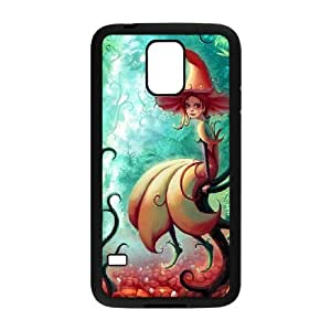 PCSTORE Phone Case Of Fairy For Samsung Galaxy S5 I9600