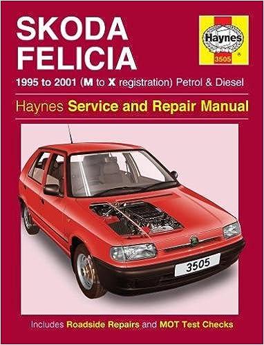 Descargar U Torrent Skoda Felicia Owner's Workshop Manual Libro Patria PDF