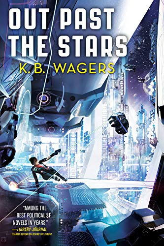 Book Cover: Out Past the Stars