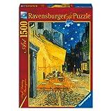 Ravensburger Van Gogh: Caf Terrace at Night - 1500 pc Puzzle