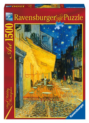 Ravensburger Van Gogh, Café Terrace at Night -
