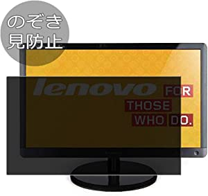 """Synvy Privacy Screen Protector Film for Lenovo thinkvision LI2063 20"""" Display Monitor Anti Spy Protective Protectors [Not Tempered Glass]"""