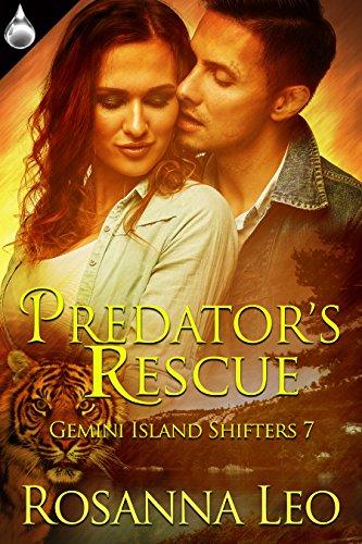 Predator's Rescue (Gemini Island Shifters Book 7) by [Leo, Rosanna]