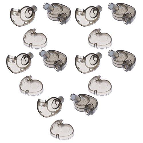 Homyl 5Pair DIY Reparing Part Earpieces Housing Case for SE215 /SE315 /SE535 /SE425/ SE530/ SE420 Headphones