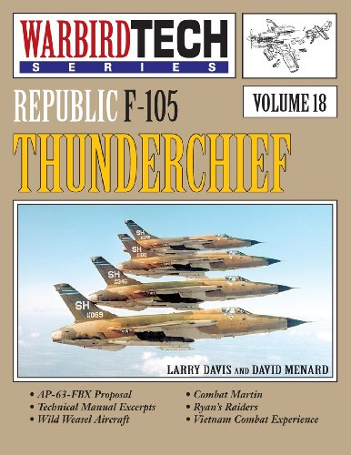Price comparison product image Republic F-105 Thunderchief- Warbirdtech Vol. 18