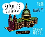 St Paul s Cathedral: Cut Out Paper Model