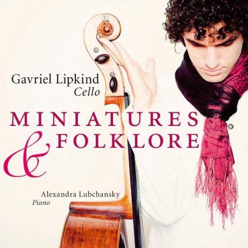 Miniatures & Folklore - for cello and piano (Latin Piano Folk)