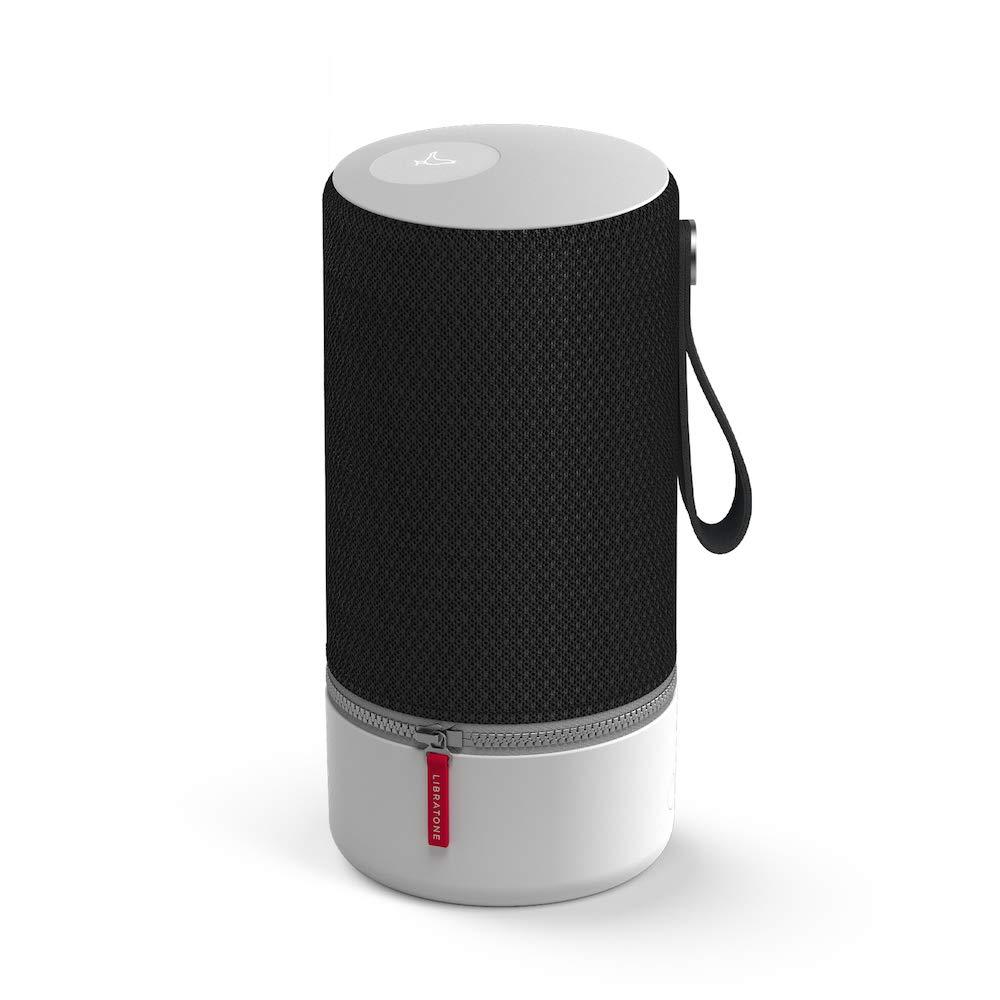 parlante inalambrico con 100 w de potencia y 12 horas de bateria, zipp2
