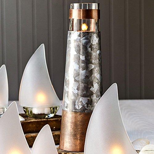 Copper Harbor Lighthouse (Design Ideas Beacon Tealight Holder)