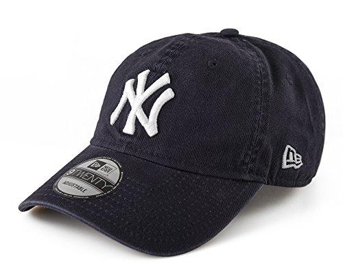 New Era New York Yankees MLB Core Classic 9TWENTY Adjustable Cap Navy