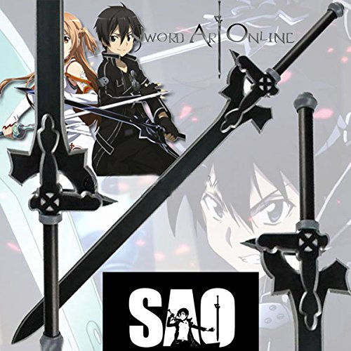 Epée Elucidator de Kirito en Latex Mousse Sword art Online