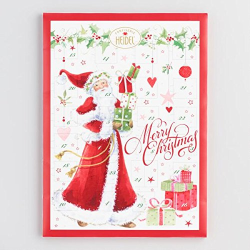 Heidel Whimsical Christmas Time Advent Calendar
