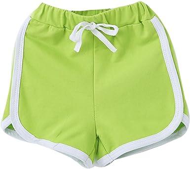 Pantalones Cortos Sueltos para Bebé Niños Shorts Cómodos de ...