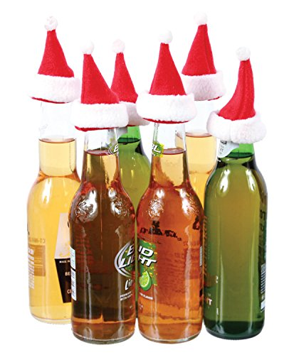 DEI Christmas Holiday Bottle Topper product image