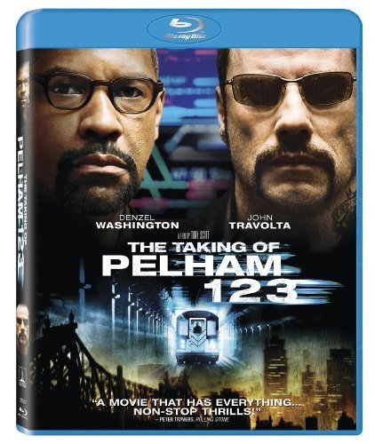 The Taking of Pelham 1 2 3 [Blu-ray] by Sony Pictures Home Entertainment