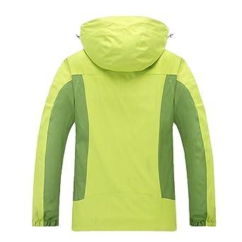 Kacco Women Winter 2 Pieces Waterproof Softshell Hiking Camping Trekking Outdoor Jackets Fleece Warm Hooded Coat Chaqueta at Amazon Womens Clothing store: