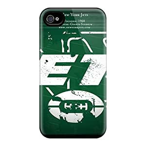 ZwKdfAu1437Rmmfj Jeffrehing New York Jets Durable Iphone 4/4s Tpu Flexible Soft Case