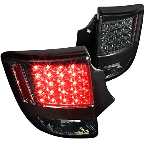 Spec-D Tuning LT-CEL00GLED-TM Toyota Celica Hatchback Gt Gts Led Tail Lights Smoked ()