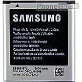 Tpc© originale Samsung EB585157LU batteria di ricambio per SAMSUNG GALAXY CORE 2G355EB-BG355BBE), Galaxy Beam i8530, 2000mAh, Bulk