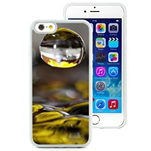 New Beautiful Custom Designed Cover Case For iPhone 6 4.7 Inch TPU With Water Drop Macro Over Surge (2) Phone Case