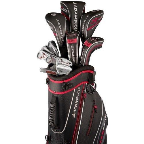 Adams Golf Ladies Speedline Plus Set, Right Hand, Gray/White/Blue