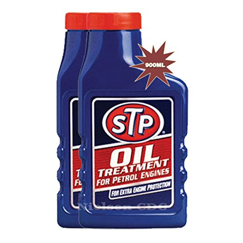 STP Oil Treatment for Petrol Engines 450ml STP-60450EN-2 - 2x450ml = 900ml