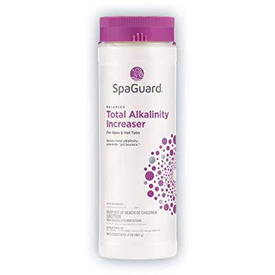 SpaGuard Spa Total Alkalinity - 2 Lb : Swimming Pool Chemicals And Supplies : Garden & Outdoor