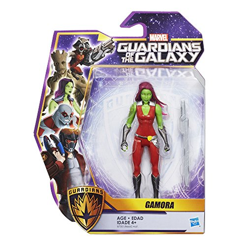 Marvel Guardians of the Galaxy 6-inch Gamora