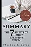 img - for Summary: The 7 Habits of Highly Effective People by Stephen R. Covey book / textbook / text book