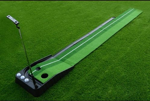 Indoor Golf Set P4G Ball Auto Return Putting Mat Indoor and Outdoor Mini Golf by P4G (Image #5)