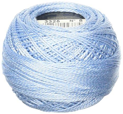 DMC 116 8-3325 Pearl Cotton Thread Balls,