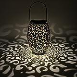 Tomshine Solar Lantern Lights Hanging Lamp Outdoor