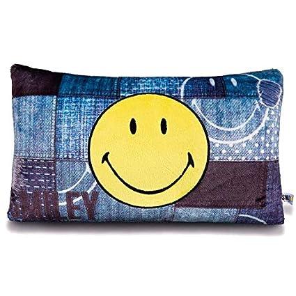 Cojin Smiley Nici: Amazon.es: Oficina y papelería