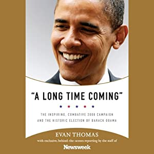 A Long Time Coming Audiobook