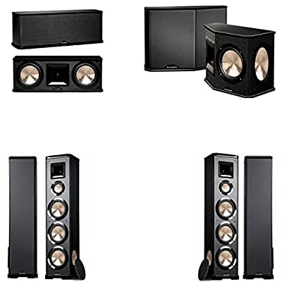 BIC Acoustech PL-980 5.0 Home Theater System-NEW!! from BIC Acoustech