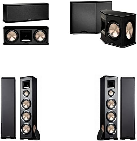 BIC Acoustech PL-980 5.0 Home Theater System-NEW