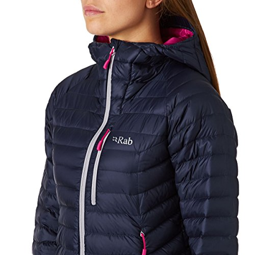 Fuchsia Twilight Femme Twilight Alpine Microlight RAB Veste SqwnIOXX