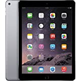 Apple MGKL2LL/A iPad Air 2 64GB, Wi-Fi, (Space Gray) (Refurbished)
