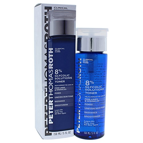 Peter Thomas Roth 8% Glycolic Solutions Toner, 5 - 8% Solution