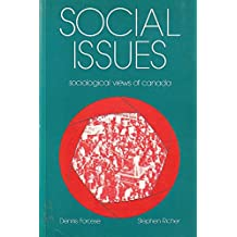 Social issues: Sociological views of Canada