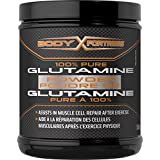 Body Fortress 122676 Rapid Recovery Series 100 Percent Pure Glutamine Powder