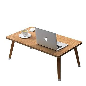 Lszdp-negozio Escritorio portátil plegable de madera portátil de ...