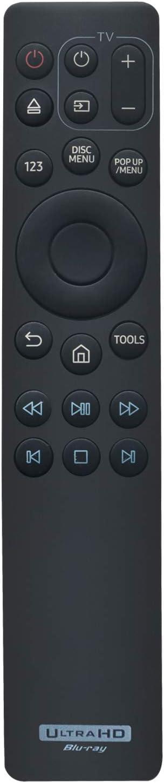 ALLIMITY AK59-00180A Mando a Distancia Reemplazar por Samsung 4K Ultra HD BLU-Ray Player UBD-M7500 UBD-M8500 UBD-M9500 UBD-M9000