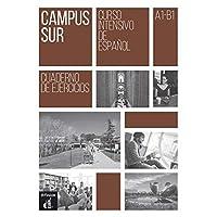 Campus Sur A1-B1. Cuaderno de ejercicios + MP3 descargable