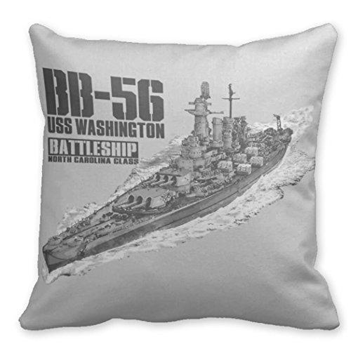 Uss Washington Bb - 9