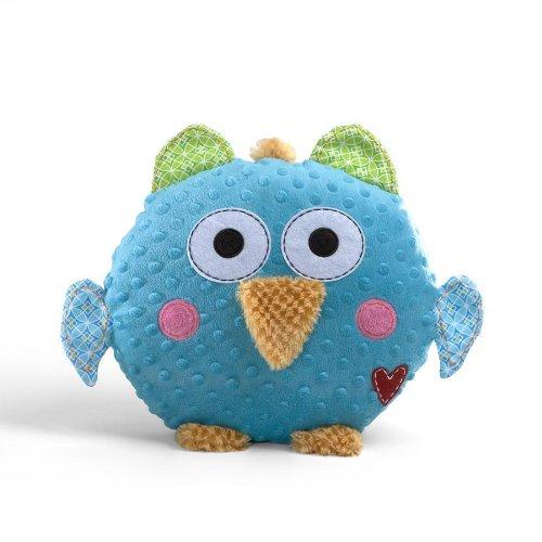 Gund Baby Chester Happi Owl 10″ Plush by Dena Design, Baby & Kids Zone